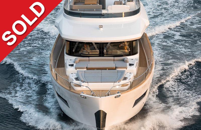 Sirena 64 (2018) $3,159,380 - (VAT NOT INCLUDED) - Maritime Ventures